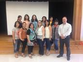 Administration, Mesita Instructional Team, Connecting Languages Teacher Leaders