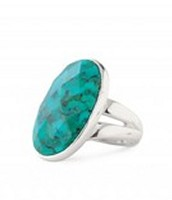 Odyssey ring turquoise