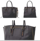 Madison Tech Bag (Black)