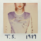 Taylor Swifts Newest Album 1989!