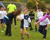Tag Rugby: Deporte en Familia