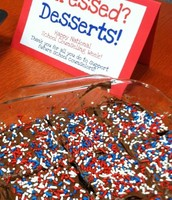 "Remember ""stressed"" is desserts spelled backwards :-)"