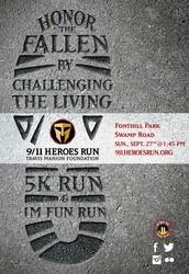 9/11 Heroes Run . . .