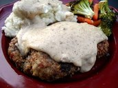 Our Famous Chicken Fried Steak
