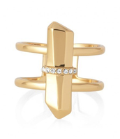 Rebel Cocktail Ring $19 was $39