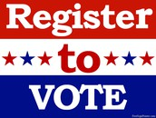 Register to Vote at La Follette!