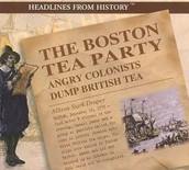 Boston Tea Party!!!!!!!