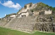 Belize ruin