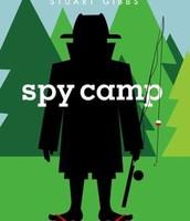 #10 - Spy Camp by Stuart Gibbs