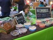 Hummus de Organic Superfoods