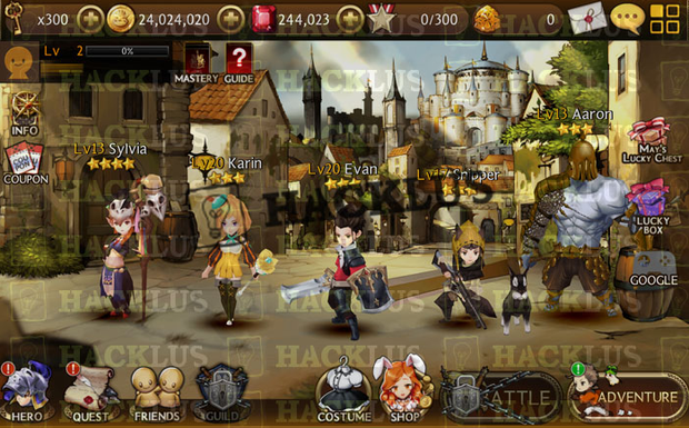 Download Seven Knight Mod Apk New | Smore Newsletters