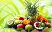 Frutas Frescas  1607₡