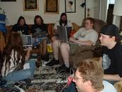 World of Warcraft LAN PARTY