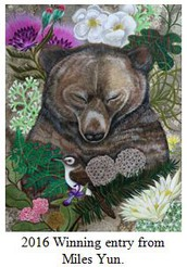 2017 Saving Endangered Species Youth Art Contest