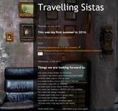 Travelling Sistas