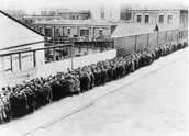 Unemployment Line During the Depression