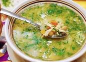 Sopas- Soups
