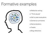 Formative examples