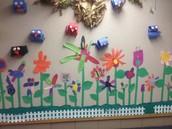 """Kindergarten is thinking """"SPRING!"""""""