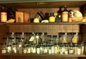 Lab Equipment Storage Area