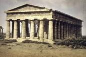 Olympia temple of Zeus