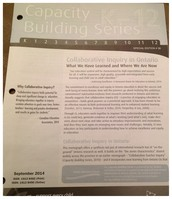 Collaborative Inquiry in Ontario Schools