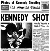 Robert Kennedy Assassination