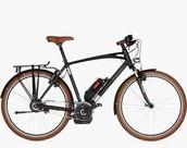 Het fietsen word weer makkelijk