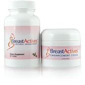 BreastActives Breast Cream