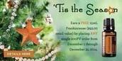 200PV Promotion - FREE Frankincense