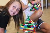 Engineering Fundamentals: Mine, Craft, Build-Lego