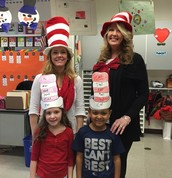 Celebrating Dr. Seuss' Birthday