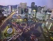 My heat and Seoul