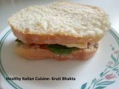 Tomato and Basil Panini