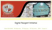 Elkmont Digital Passport Website