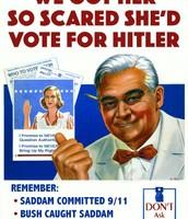 voting Hitler !