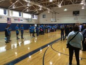 Special Olympics Pep Rally
