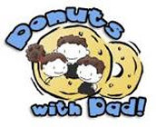 DONUTS WITH DAD -  FEBRUARY 2ND