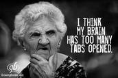 Close those tabs!