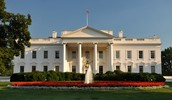 The North View of the White house