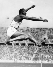 What was Jesse owens