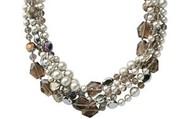 Astor Five Strand Necklace