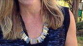 Looks Similar to our Rebel Cluster Necklace