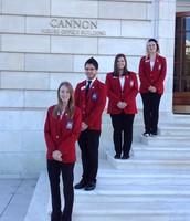 State Officers at WLTI-Washington, DC