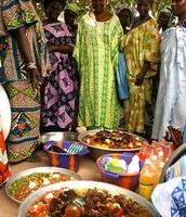Madagascar Feast Wedding