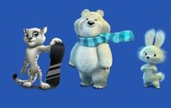 2014 Winter Olympics Mascots