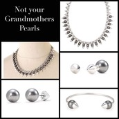 LYNX PEARL NECKLACE $69