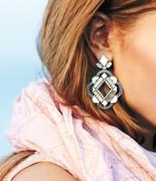SOLD!!!!!!!Kaia Chandelier earrings was $54, now $25!