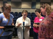 Apps Tricks and Tips Class at Summer Institute