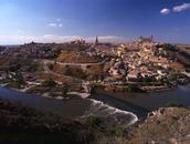 The Countryside of Castile-La Mancha